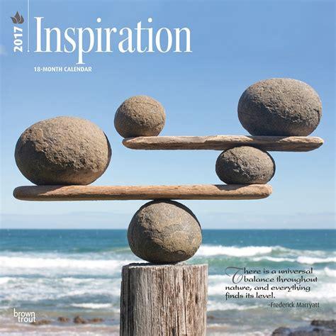 inspiration photos inspiration 2017 wall calendar 9781465081162
