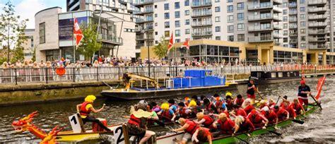 dragon boat festival 2018 leeds leeds waterfront festival full details leeds bars