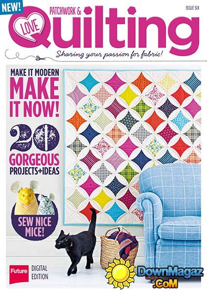 patchwork quilting issue six 187 pdf