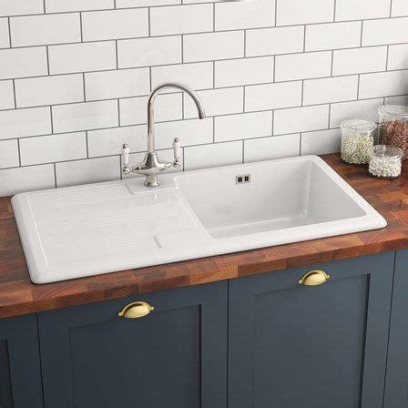 Drainer Ceramic Kitchen Sinks by 85 Best Ceramic Kitchen Sinks Images On