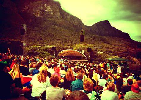 Kirstenbosch Botanical Gardens Concerts 15 Places To Listen To Live In Cape Town Page 2 Afktravel