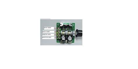 Jual Dc Motor Controller jual 12v 40v 10a pwm dc motor speed controller