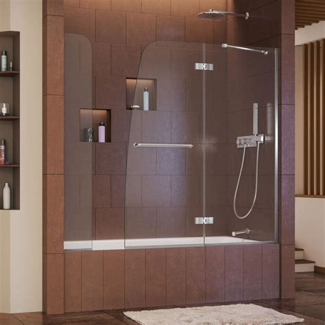 Bathroom Showers Home Depot Bathtub Doors Shower Doors Showers Bath The Home Depot