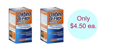 osteo bi flex printable coupon 2015 new osteo bi flex coupon pay 4 50 at cvs