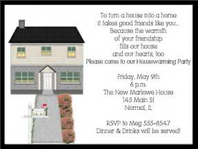 new house housewarming invitations