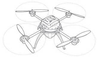 Drone Flying Sketches Sketch Coloring Page sketch template