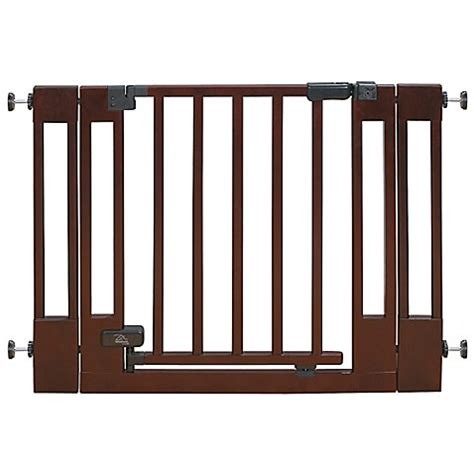 bed gate buy stair gate from bed bath beyond
