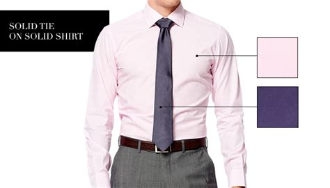 what color tie with pink shirt how to match your shirts and ties matching shirt and tie