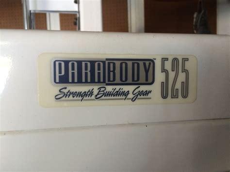 parabody 525 home nex tech classifieds