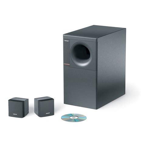 Speaker Bose bose 174 acoustimass 174 3 series iv hi fi stereo speaker system