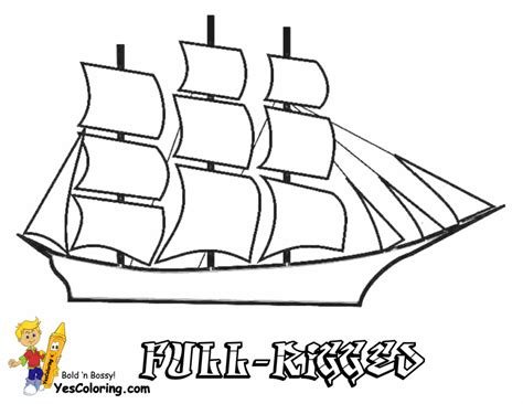 coloring page house boat sky high tall ships coloring pages ship free sailing boats