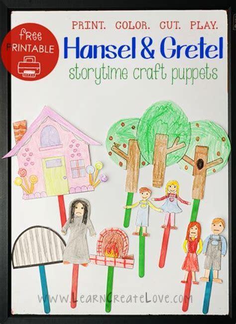 printable version of hansel and gretel storytime craft hansel and gretel free printable