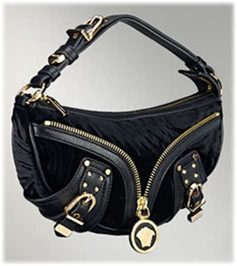 Versace Satin And Velvet Large Handbag by Versace Handbags And Purses Page 4 Of 5 Purseblog