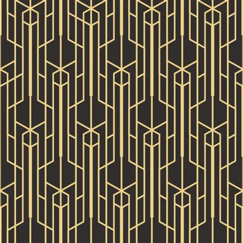black and gold l black and gold deco wallpaper imgkid com the
