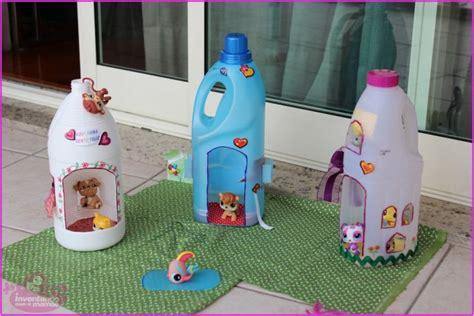 membuat rumah mainan dari barang bekas 23 mainan dari botol bekas yang mudah dibuat beserta gambarnya