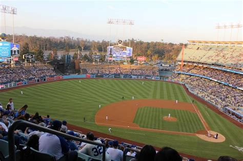 section 19 rs dodger stadium dodger stadium section rs 11 row u seat 20 los angeles