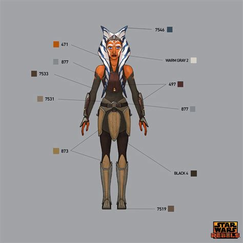 wars colors wars rebels costume and lightsaber color guide for