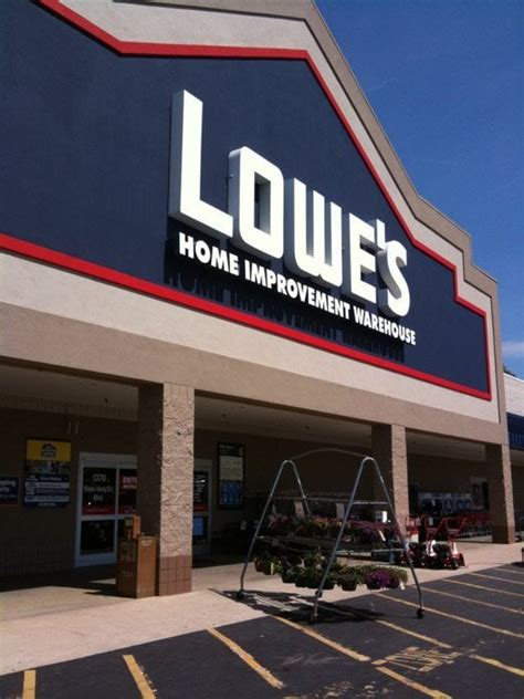 lowe s home improvement warehouse building supplies