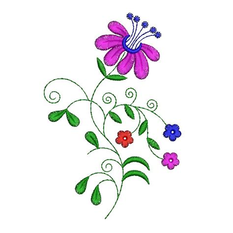 design a flower flower designs 3089 embroideryshristi