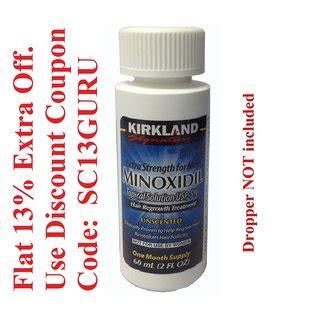 Termurah Kirkland Minoxidil 5 Botol 60 Ml Gratis Pipet Original kirkland signature minoxidil 5 percent strength hair