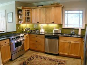 Green Subway Tile Kitchen Backsplash Green Kitchen 6 Green Glass Subway Tile Kitchen