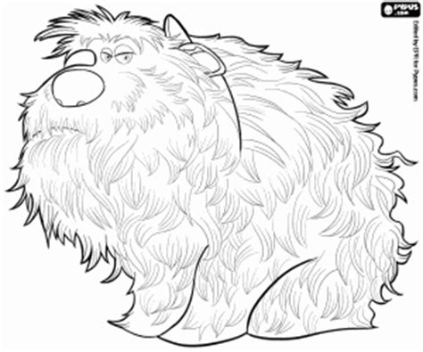 coloring book secret garden with color the secret of pets coloring pages printable 2