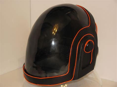 Daft Helmet Papercraft - daft manuel helmet detravoid concept