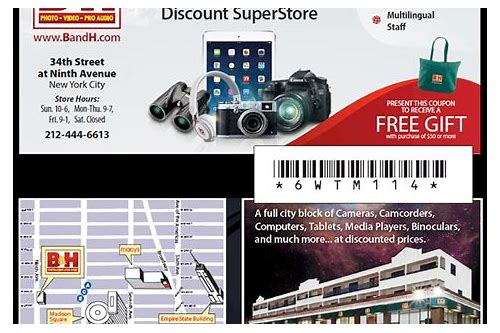 b&h photo coupon codes free shipping