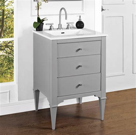light grey bathroom vanity charlottesville 24 quot vanity light gray fairmont designs