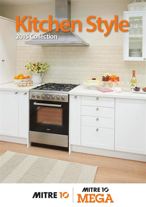 mitre 10 kitchen cabinets kitchen style 2015 collection by draftfcb issuu