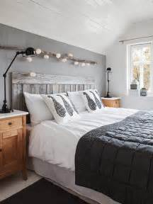 Gray And White Bedroom by How To Add Warmth And Softness To A Monochrome Bedroom