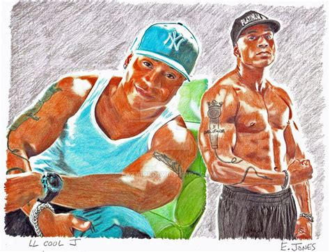 Ll Cool J Coloring Page by Ll Cool J Color By Eazy101 On Deviantart