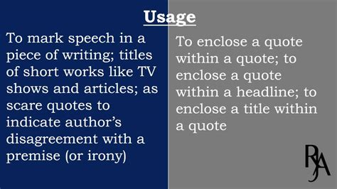 Difference Between Single And Quotes difference between quotes and single quotes