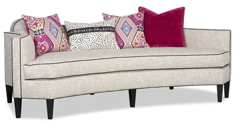 low back modern sofa go wild with this low back modern style sofa