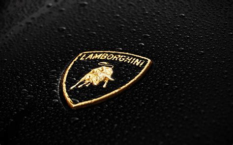 lamborghini logo wallpaper lamborghini logo wallpaper hd car wallpapers id 2985