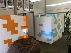 Temporary Room Dividers - mind blowing building blocks room dividers you don t want to miss