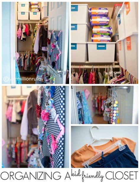 Kid Friendly Closet Organization | organizing a kid friendly closet organize a closet