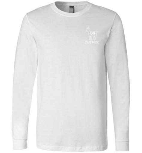 Blouse Catol 48223 erika costell goat shirt jerika goat t shirt shk02 canvas sleeve bunkcostume