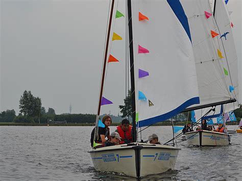 zeilboot uitgeestermeer watersportcentrum uitgeest zeilschool het uitgeestermeer