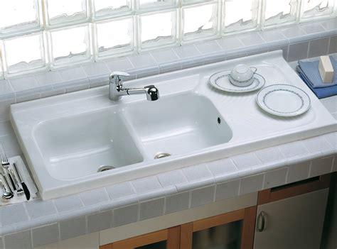 lavello cucina ceramica e prezzi lavelli come sceglierli cose di casa