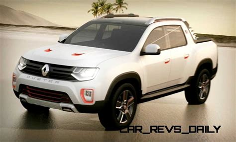 duster renault 2014 2014 renault dacia duster oroch 4wd pickup truck 19