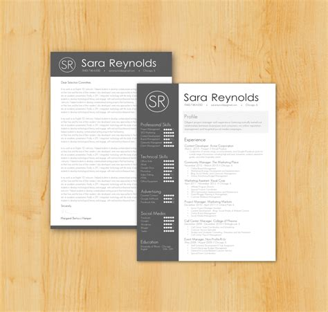 cover letter design custom resume cover letter writing and design on luulla