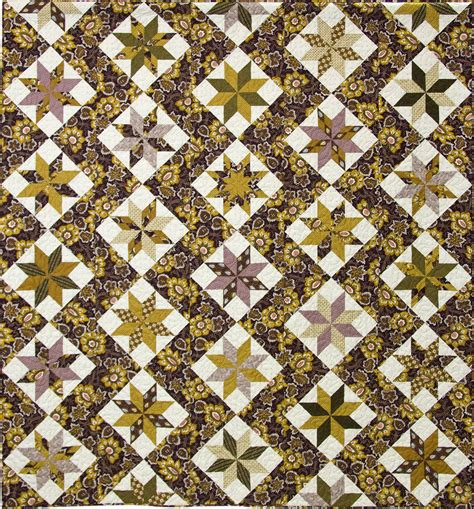 Somerset Patchwork - sarsaparilla somerset patchwork quilting
