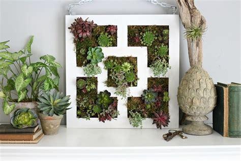 Fabriquer Mur Vegetal by Fabriquer Un Mur V 233 G 233 Tal Int 233 Rieur Ou Tableau V 233 G 233 Tal