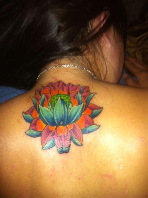 Lotus Tattoo Thai | thai lotus flower tattoo thai lotus flower pinterest