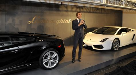 Lamborghini Fashion Lamborghini Opens Fashion Boutique By Car Magazine