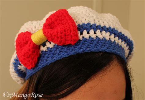 sailor moon knitting patterns sailor moon hat inspired by xmangorose on deviantart