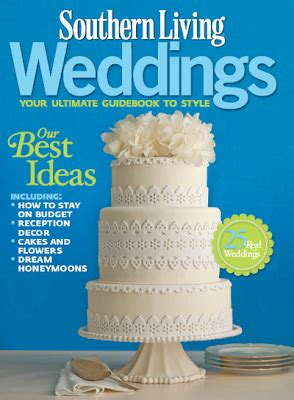 southern living advertising so chic southern living weddings