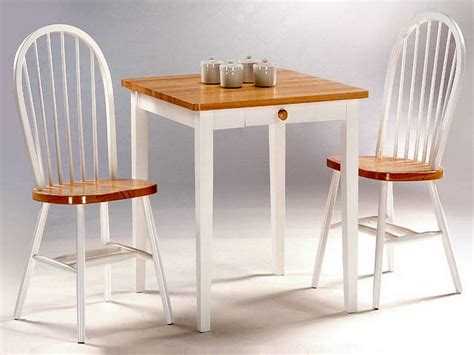 White Kitchen Table And Chairs by Small Kitchen Table And Chairs White And Brown