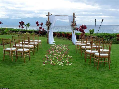Wedding In The Garden Ideas Lovable Garden Wedding Ideas Breakingdesign And Also